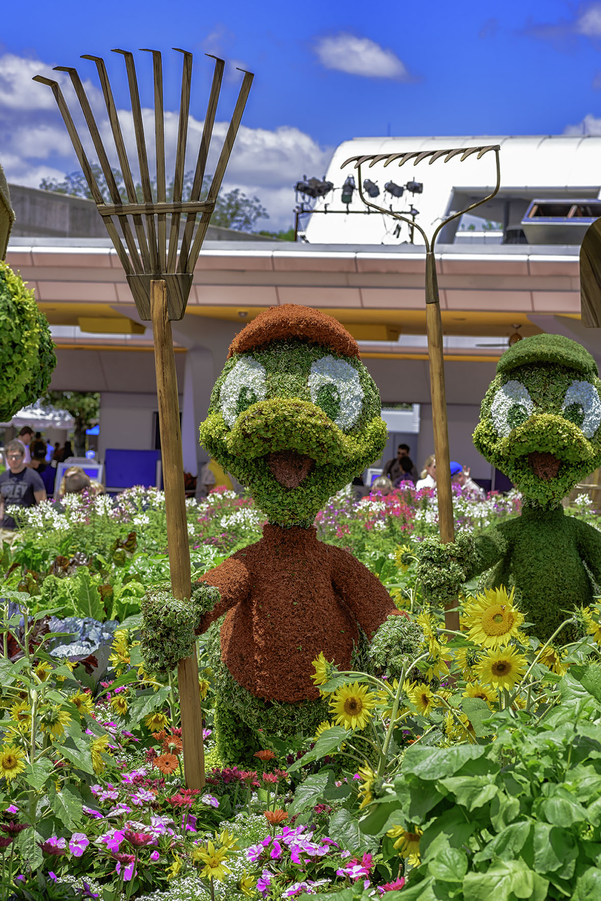 Epcot International Flower & Garden Festival - This is an annual fun filled event, next event is March 1 to May 29, 2017