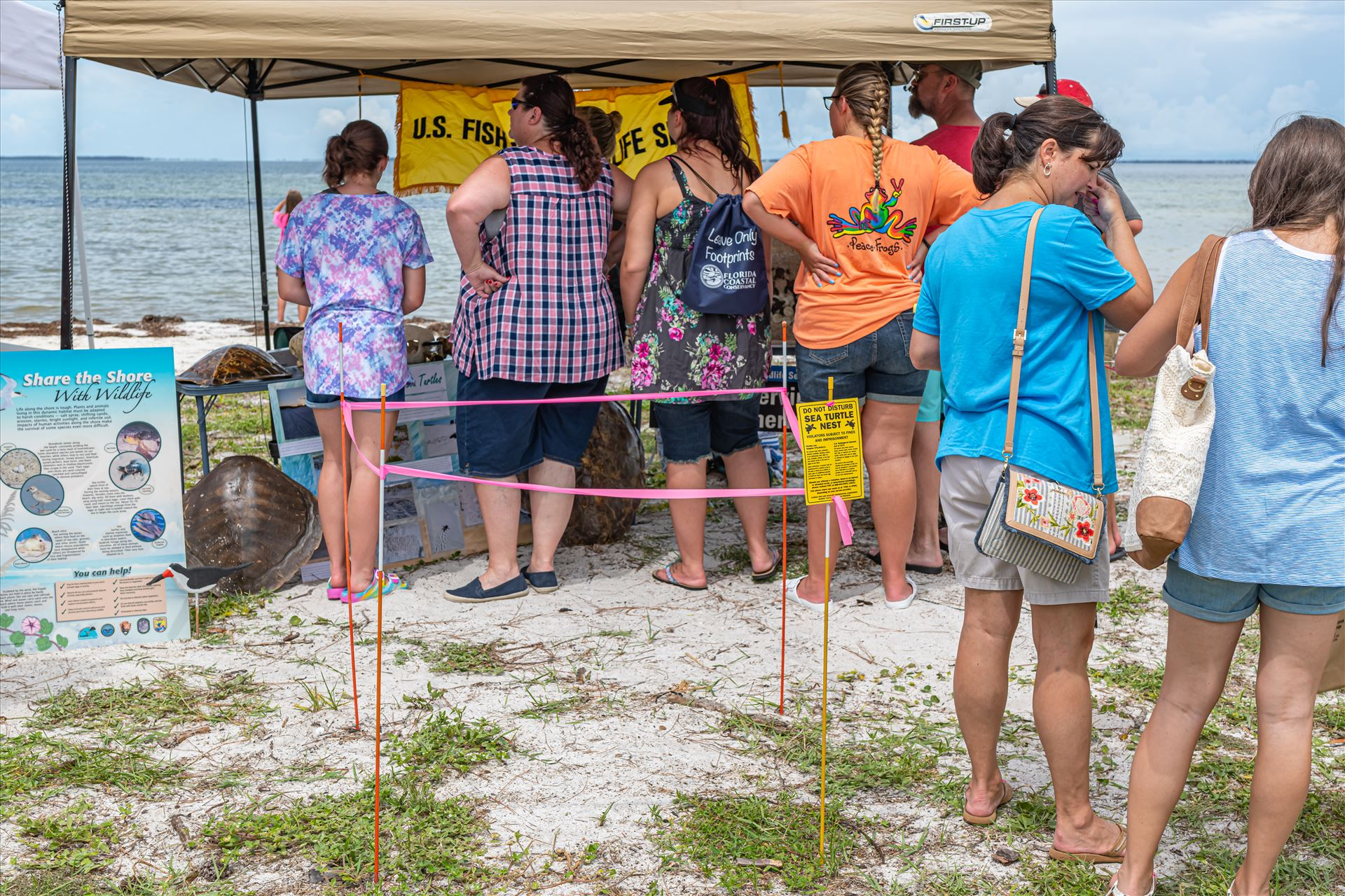 Forgotten Coast Sea Turtle Festival - June 30th, 2019  Port St. Joe, Florida at George Gore Park by Terry Kelly Photography