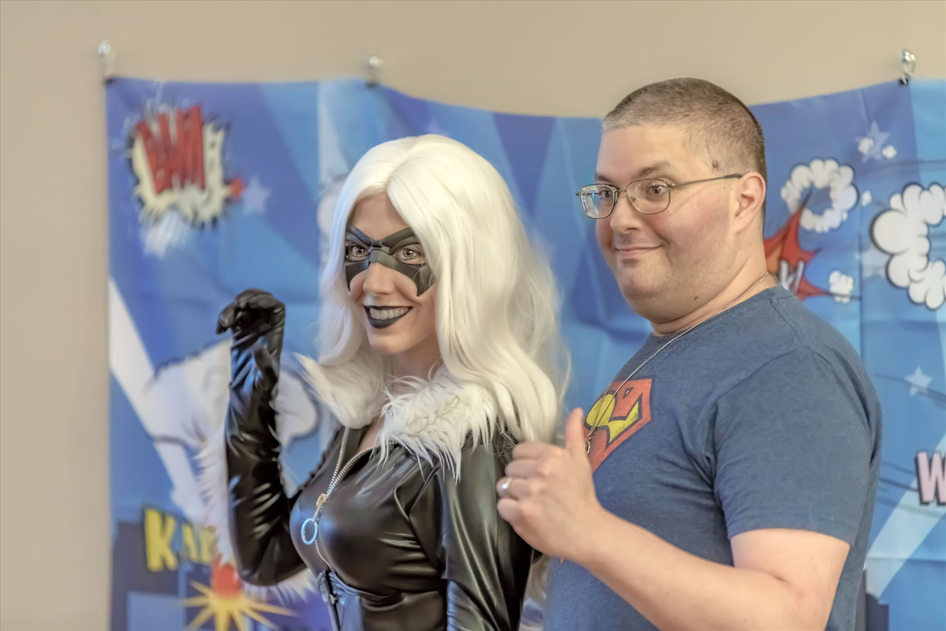 Cosplay - MARVEL vs DC the superheroes meet at Bay County Public Library Saturday, July 28th 2018